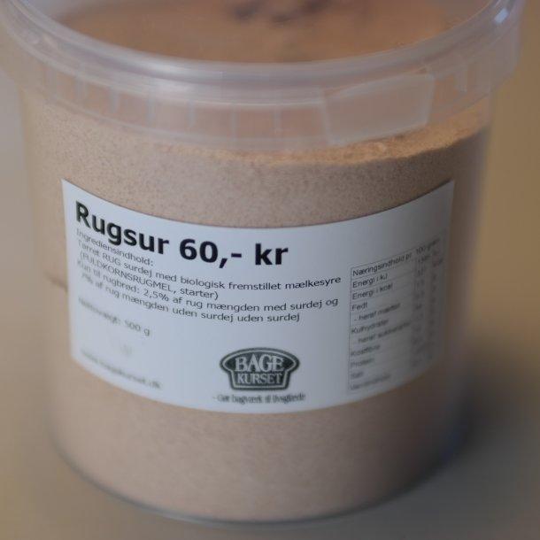 Rugsur 500 g